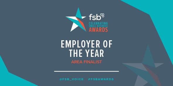 We're an FSB award finalist!