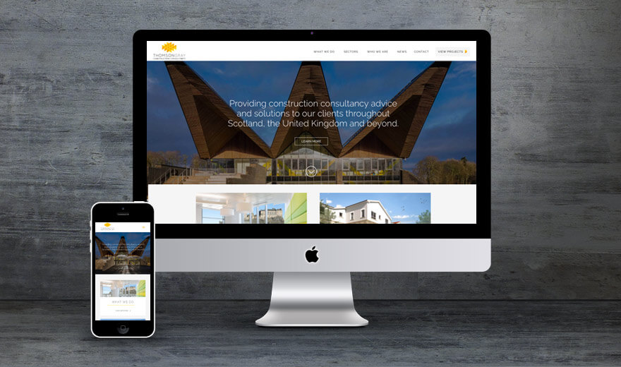 Thomson Gray new website goes live