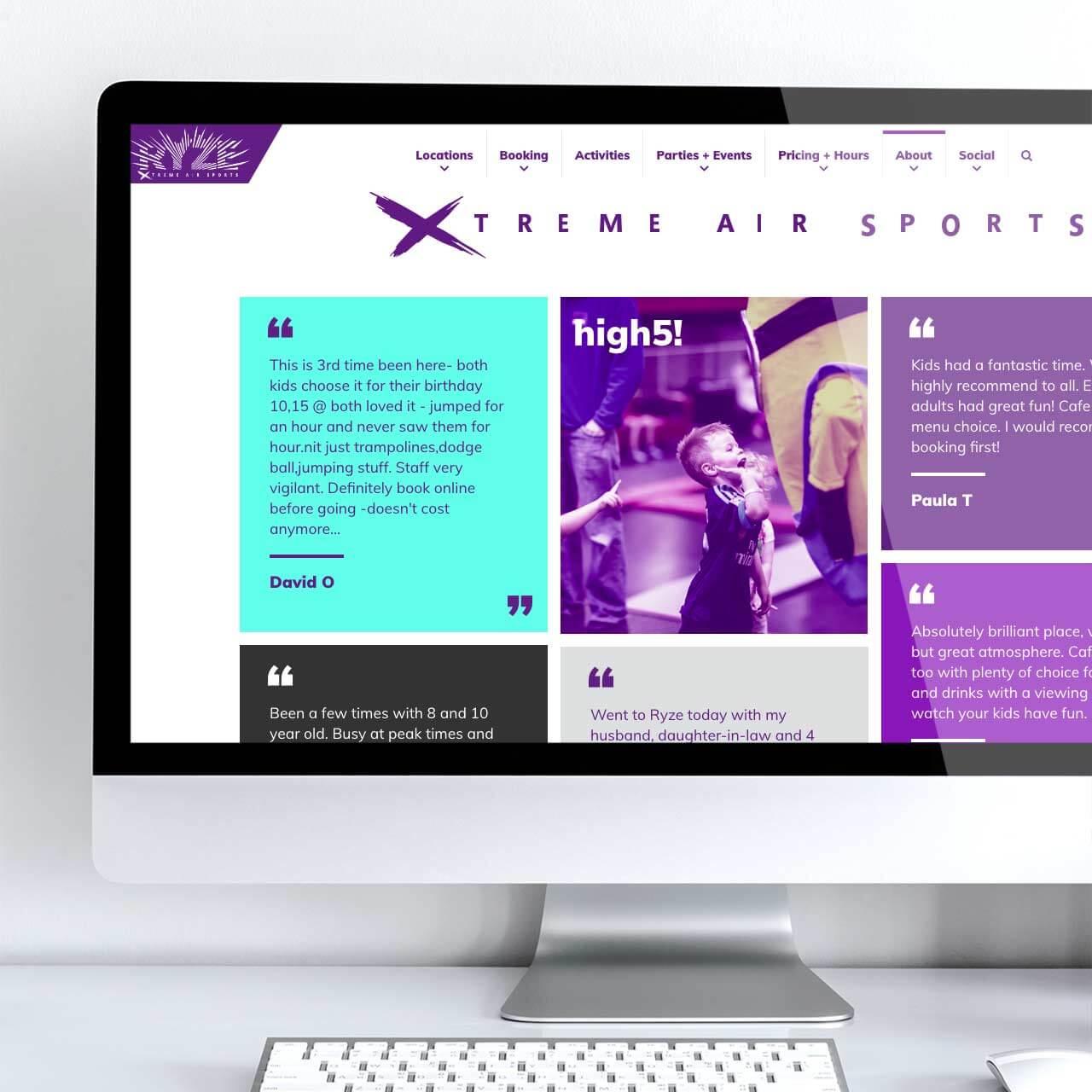 Ryze Xtreme Air Sports