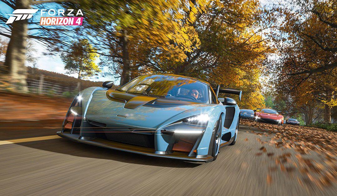 Forza Horizon 4 – Broaden your Horizons