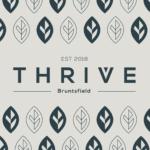 Edinburgh veggie & vegan bar Thrive logo